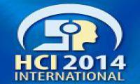 ستة أوراق علمية مقبولة في مؤتمر HCII 2014