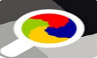 تطبيق قارئ الألوان لمساعد المكفوفين في التعرف على الألوان
